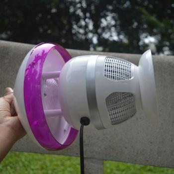Đèn máy bắt muỗi cao cấp Comet 038 chính hãng
