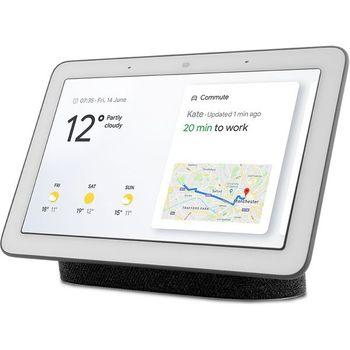 Google Home Hub cùng trợ lý ảo với màn hình cảm ứng 7″