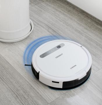 Robot thông minh hút bụi lau nhà tự động Deebot DD35