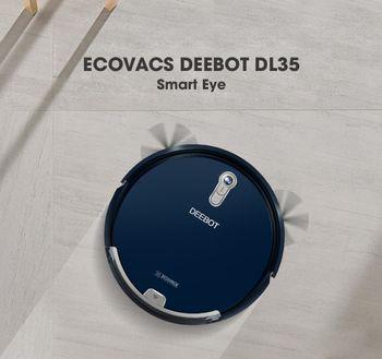 Robot hút bụi lau nhà ECOVACS DEEBOT DL35