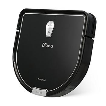 Robot thông minh hút bụi lau nhà tự động Dibea GT9