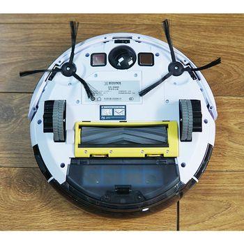 Robot hút bụi và lau nhà ECOVACS DG805