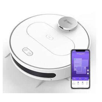 Robot hút bụi và lau nhà Qihoo 360 S6