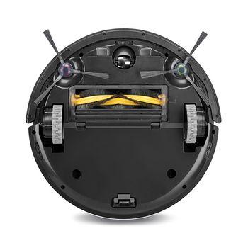 Robot thông minh hút bụi và lau nhà tự động ECOVACS DEEBOT DN55