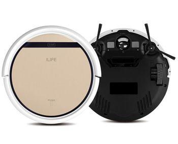 Robot thông minh hút bụi và lau nhà tự động ILIFE V5S Pro