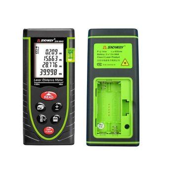 Máy đo khoảng cách bằng tia laser cầm tay M50 - SNDWay 50M(thay thế M40) chính hãng
