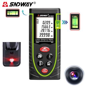 Máy đo khoảng cách bằng tia laser cầm tay M40 - SNDWay 40M chính hãng