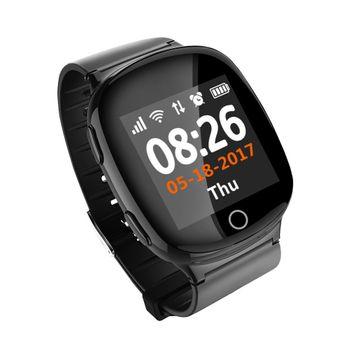 Đồng hồ định vị cao cấp D100 - Có tích hợp chức năng đo sức khỏe