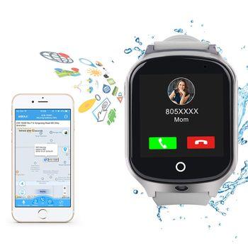 Đồng hồ định vị thời trang cao cấp A19 - SOS Call Tracker cực chuẩn xác