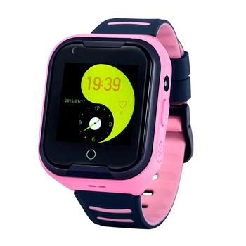 Đồng hồ định vị trẻ em cao cấp Wonlex KT11 ( Xanh - Hồng - Tím)