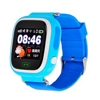 Đồng hồ định vị trẻ em GPS Q90 cảm ứng định vị - Hỗ trợ tiếng Việt