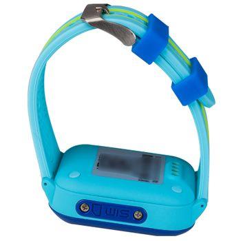 Đồng hồ định vị giám sát nghe gọi cảm ứng cho bé DF27 - Chống nước IP67