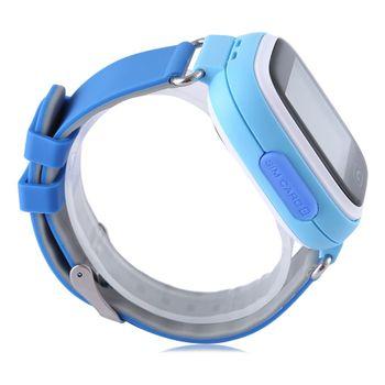 Đồng hồ định vị Wonlex GW100 Chính hãng (Xanh - Đen - Hồng - Tím)