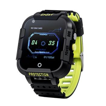 Đồng hồ định vị Wonlex KT12 Chính hãng (Xanh - Đen - Hồng)