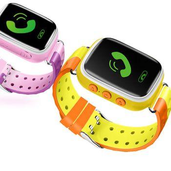 Đồng hồ gọi điện trẻ em GPS E80S N Original có tiếng Việt