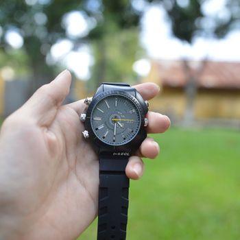 Camera đồng hồ đeo tay ĐH Disecl 8GB - FullHD hỗ trợ quay đêm