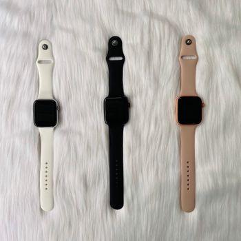 Đồng hồ thông minh AW02 lắp sim nghe gọi - Thiết kế thanh lịch