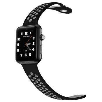 Smartwatch cao cấp DM09 Plus - Digital Crown dây thể thao có định vị