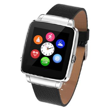 Đồng hồ thông minh Bingo X6S Chính Hãng - Dây da thời trang