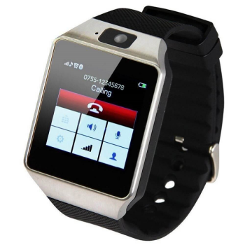 Đồng hồ thông minh DZ09 thiết kế nam tính - Lắp sim như điện thoại