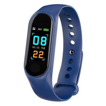 Vòng đeo tay thông minh Sport Bracelet M3 - Thể thao chống nước