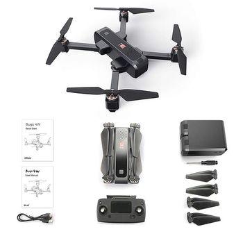 Combo Flycam MJX Bugs 4W 2 Pin