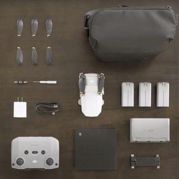 Flycam DJI Mini 2 Combo 3 Pin và Balo Chính Hãng