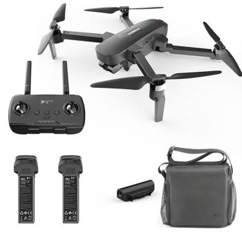 Flycam Hubsan Zino Pro Plus Combo 2 Pin và Balo