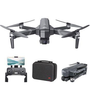 Flycam SJRC F11S Pro Camera 4K Gimbal 2 Trục