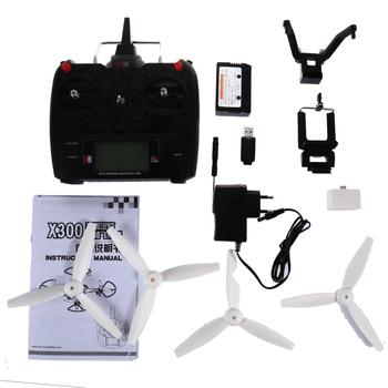 Flycam XK X300 - cảm biến hồ quang