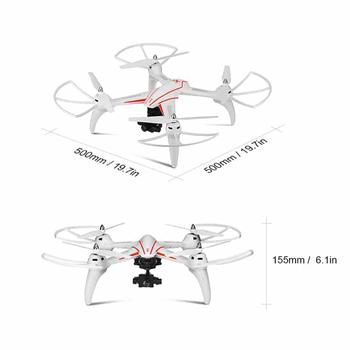 Máy bay Flycam WLtoys Q696-A