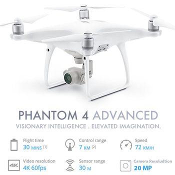 Phantom 4 Advanced chính hãng - USA