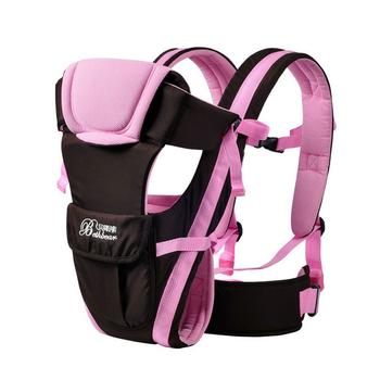 Địu em bé đa năng Baby Carrier Backpack Ventilate Buckle Mesh Wrap Nhập khẩu