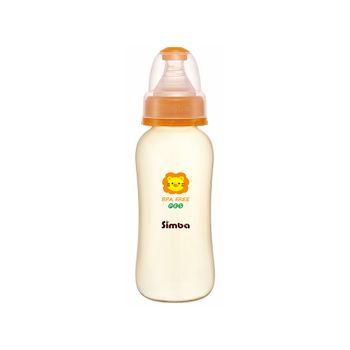 Bình sữa màu nhựa PES simba 240ml