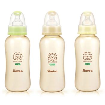 Bình sữa hồ lô nhựa PPSU Simba 320ml