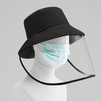 Mũ bảo hiểm chống dịch Covid-19