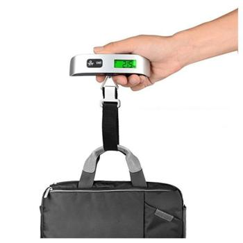 Cân điện tử cầm tay Electronic luggage scale T3 - 50kg Max