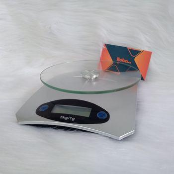 Cân điện tử đa năng nhà bếp M9S - Mặt kính cường lực