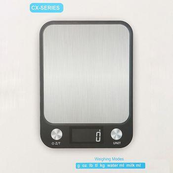 Cân điện tử nhà bếp B.305 đo dãi khối lượng 1g - 10Kg