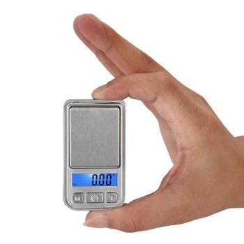 Cân điện tử tiểu ly mini 2T đo được từ 0.01 - 200g Cân vàng bạc đá quý