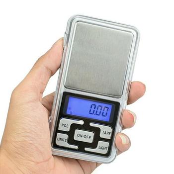 Cân tiểu ly cầm tay điện tử H200 N1 2018 - Đo khối lượng Vàng Bạc Đá quý 0.01 đến 200Gram