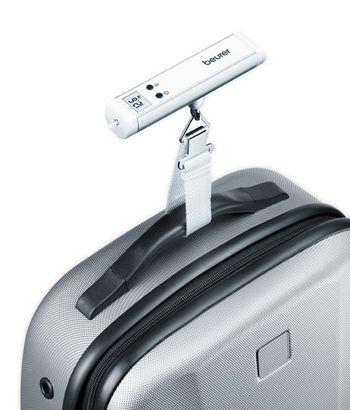 Cân hành lý xách tay điện tử có đèn Beurer LS10 chính hãng bảo hành 2 năm