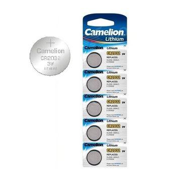 Pin cân tiểu ly CMOS Camelion CR2032 ( 1 vĩ 5 viên)