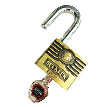 Ổ khóa chống cắt Buckler 60mm 4 chìa mẫu mới - 6 phân