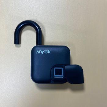 Khóa vân tay thông minh Anytek L3 - Có khả năng chống nước cao