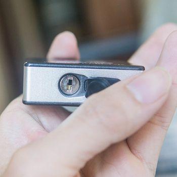Ổ Khóa Vân Tay Chống Nước 5A Smartlock Z60