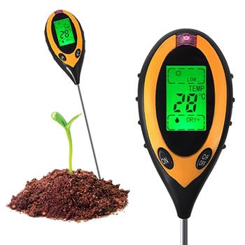 Máy đo PH độ ẩm của đất 4 IN 1 BB 300A
