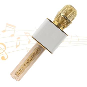 Micro karaoke kèm loa bluetooth 3 trong 1 SD 08