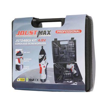 Bộ máy khoan tường mini có tay cầm JOUST MAX