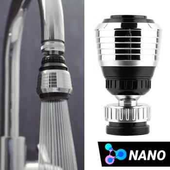 Đầu lọc nước tăng áp Inox 22mm khuếch tán - Lắp được cho cả vòi rửa mặt